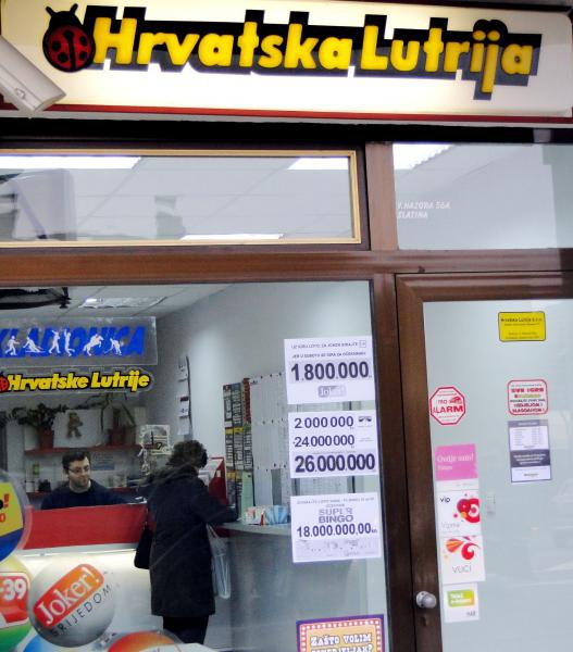 Hrvatska Lutrija Poslovni Savjetnik